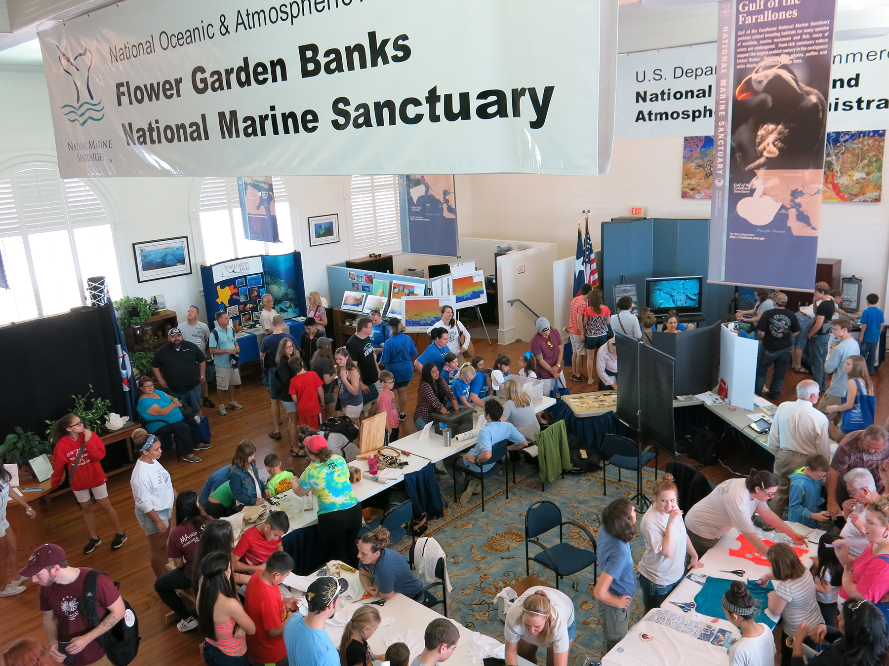 Noaa Ocean Discovery Day Flower Garden Banks National Marine Sanctuary