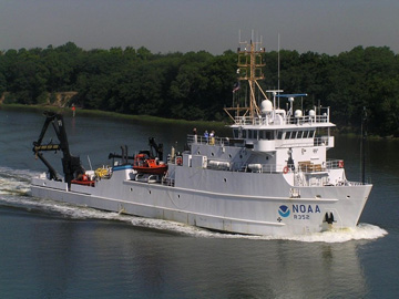 NOAA Ship Nancy Foster