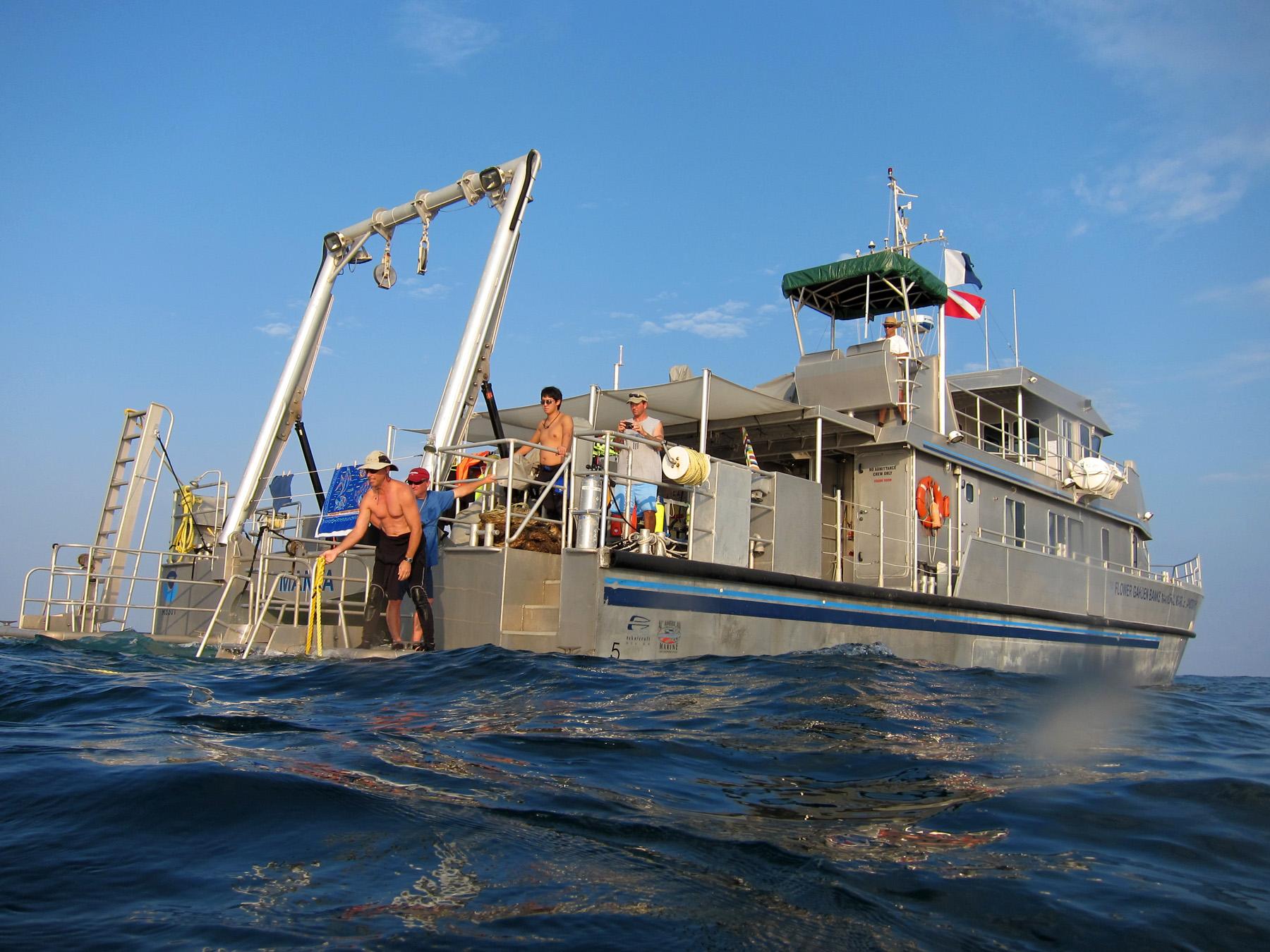 Flower Garden Banks National Marine Sanctuary Research