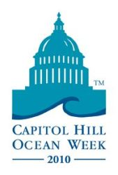 Logo for Capitol Hill Oceans Week 2010
