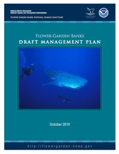 Cover image from Draft Management Plan