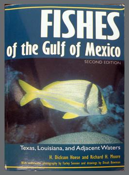 Cover of Fishes of the Gulf of Mexico